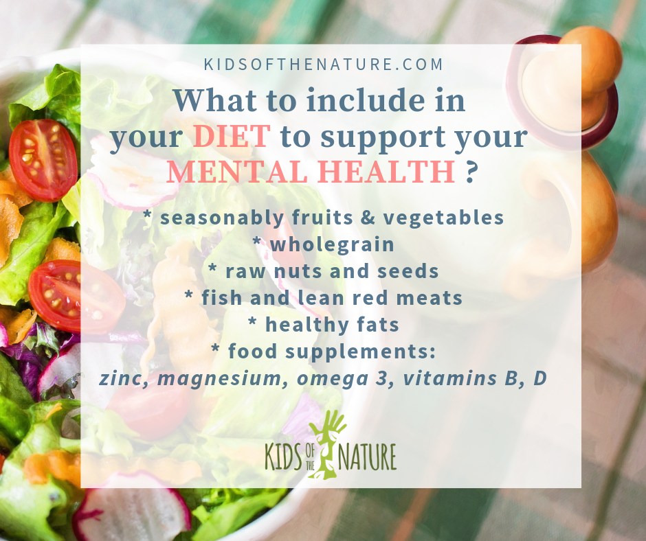 Can Mood, Tantrums, Depression, Anxiety be Influenced by Food?