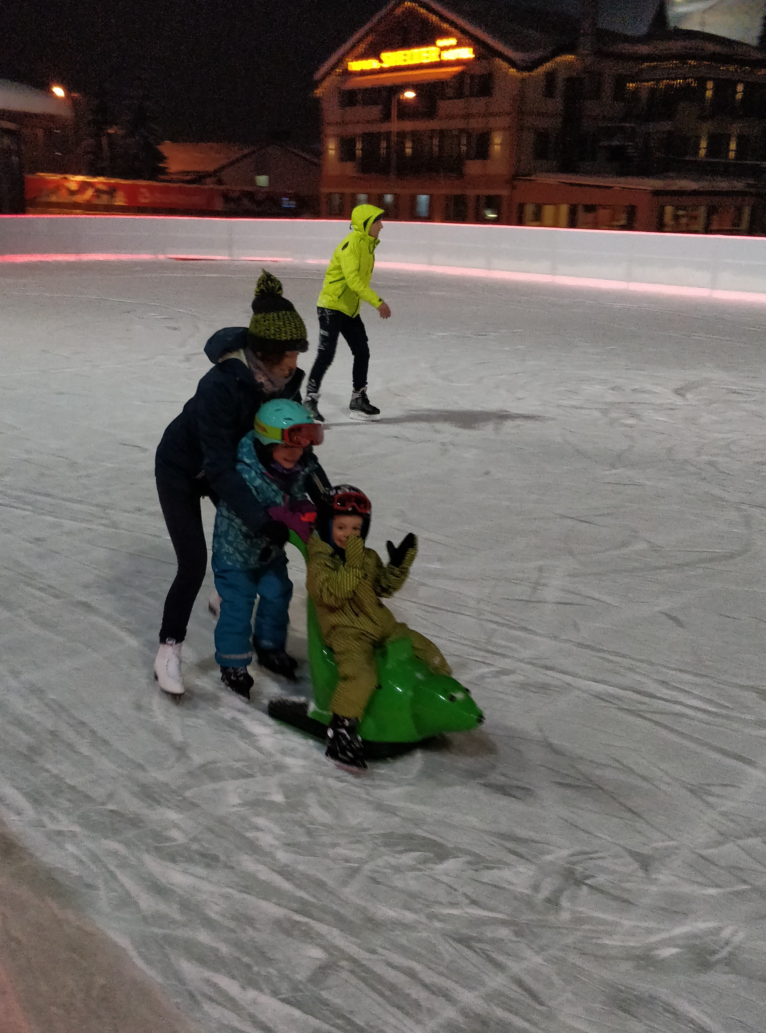 Ice skating for everybody