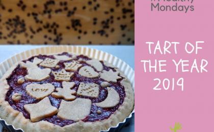 Raspberry Tart - Tart of the Year 2019